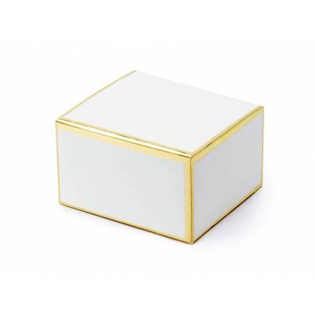 Boîtes blanches 6x35x55cm