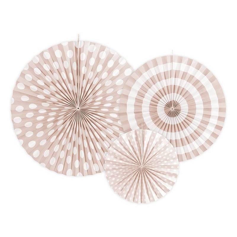 Rosettes décoratives pêche légère
