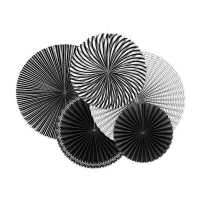 Rosettes Décoratives Noir