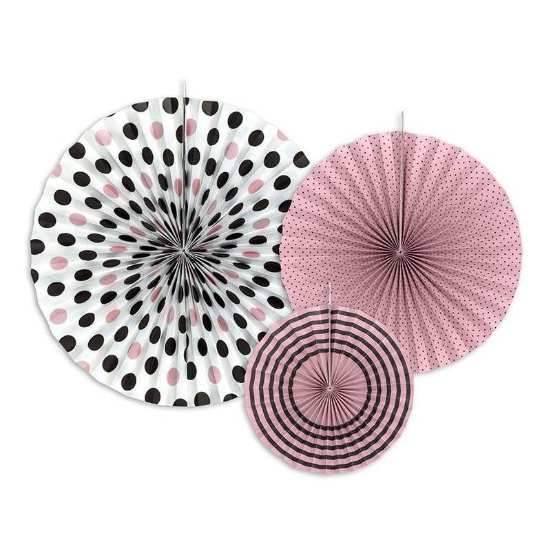 Rosettes décoratives bonbons