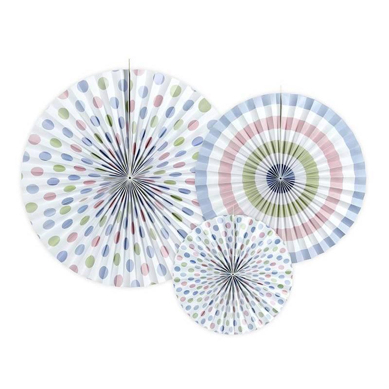 Rosettes décoratives