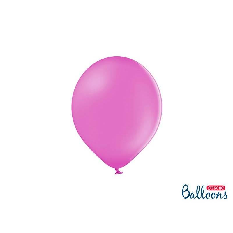 Ballons forts 23cm Pastel Fuchsia