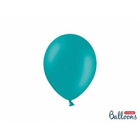 Ballons forts 23 cm bleu pastel lagon