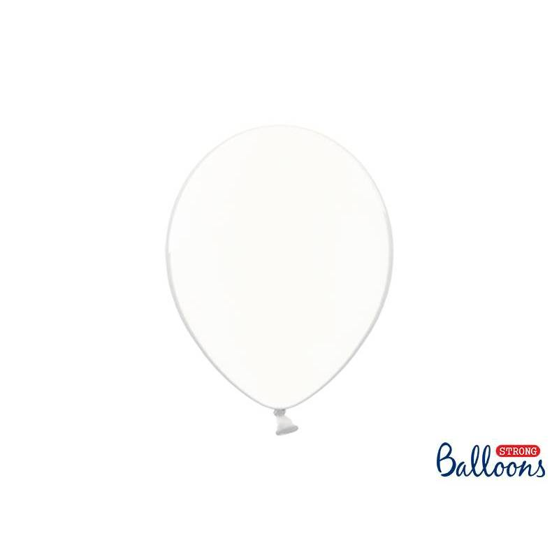 Ballons forts 27cm Crystal Clear