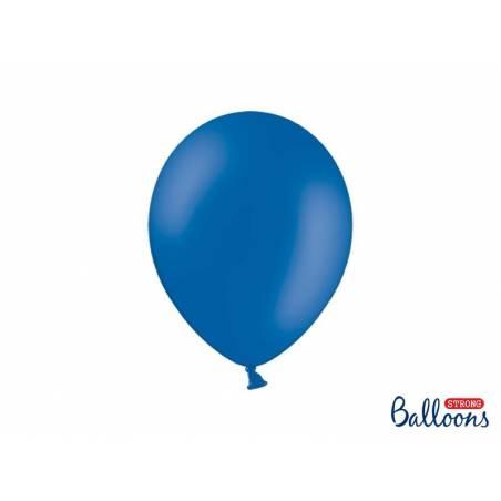 Ballons forts 27cm bleu pastel