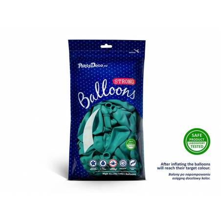 Strong Ballonss 27cm Bleu Pastel Lagon