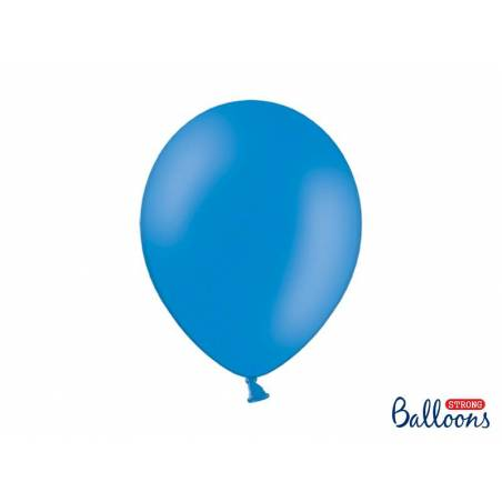 Ballons forts 30cm Bleu pastel bleuet
