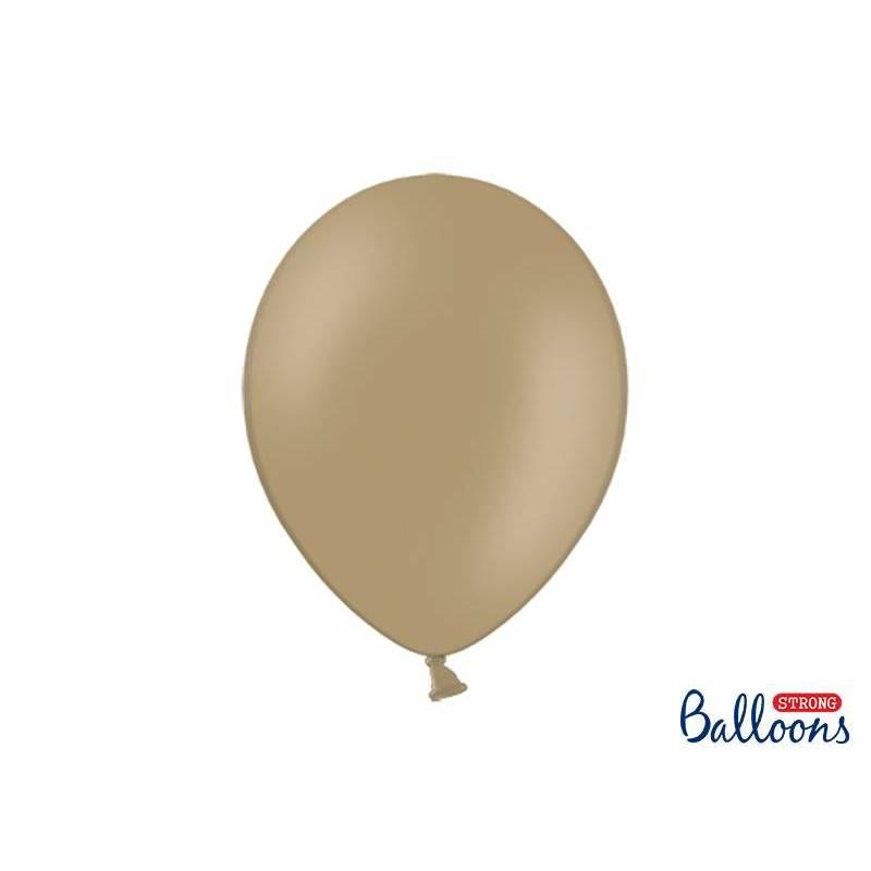 Strong Ballonss 30cm Cappuccino Pastel