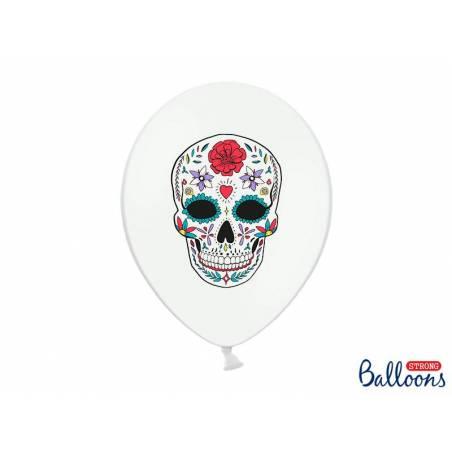 Ballons 30 cm diamètre de poche blanc pur pastel