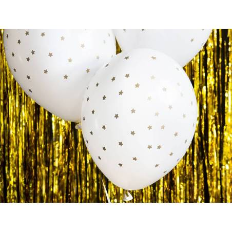 Strong Ballonss Stars 30cm or