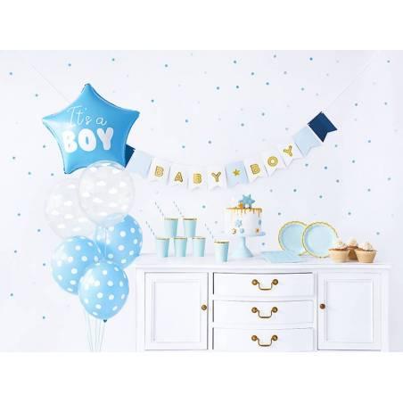 Set de décorations de fête - C'est un garçon