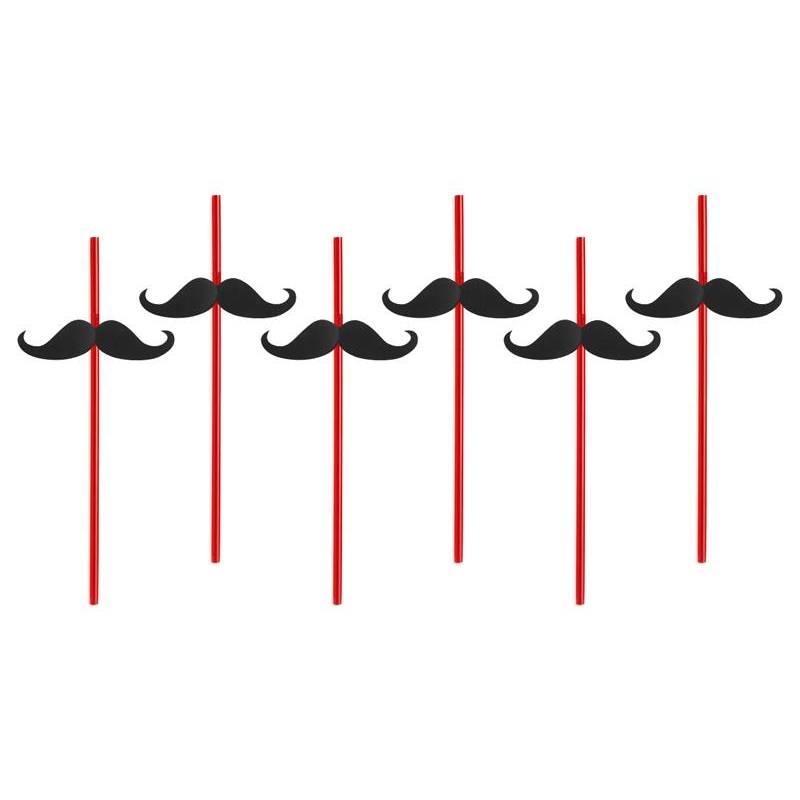 Paille Moustache 24cm