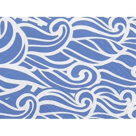 Serviettes Ahoy 33 x 33 cm