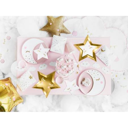 Serviettes Little Star - Star 16x16cm