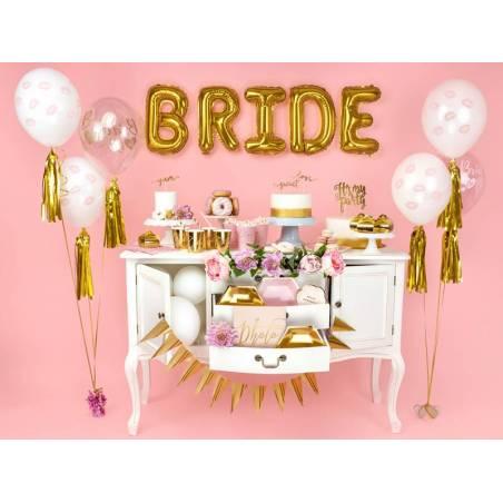 Tenue de mariée rose pâle 75cm