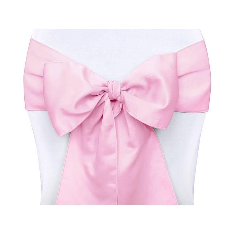 Housses de chaise rose pâle 015 x 275