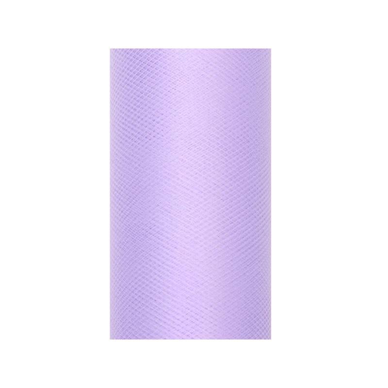 Tulle Plain lilas 015 x 9m