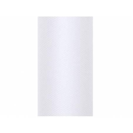 Tulle Uni blanc 015 x 9m