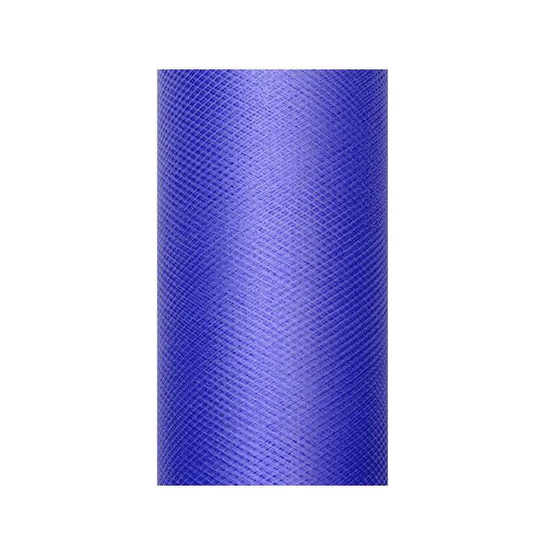 Tulle Uni bleu marine 015 x 9m