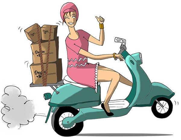 Mode de livraison